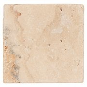 Country Beige Tumbled Travertine Tile