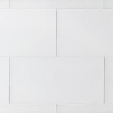 Pure Snow Glass Tile