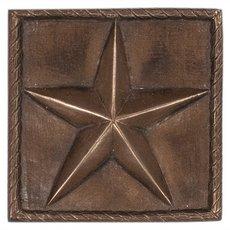 Metallic Bronze Decorative Tile