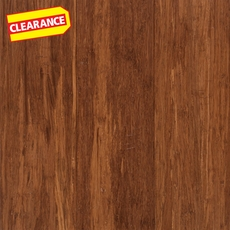 Clearance! Aradon Frost Wire Brushed Solid Stranded Bamboo