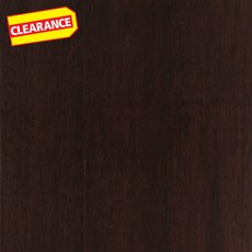 Clearance! Jamocha Locking Solid Stranded Bamboo