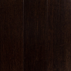 Raw Umber Locking Stranded Engineered Bamboo