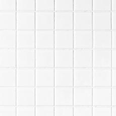 White II Porcelain Mosaic