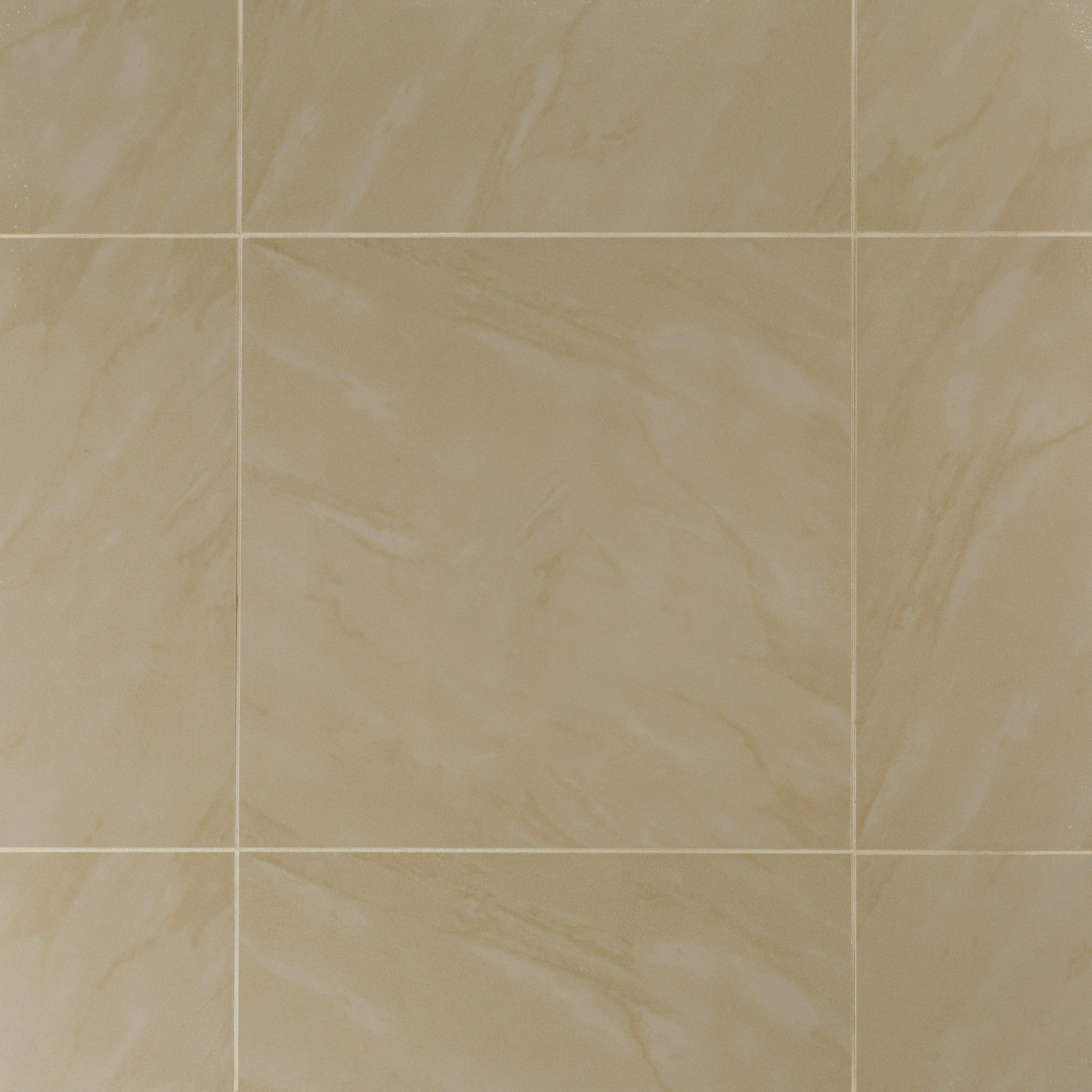 Biscayne beige porcelain tile 20 x 20 100104850 floor and decor dailygadgetfo Gallery