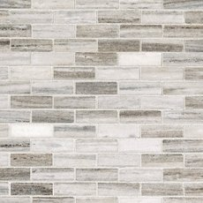 Golden Valley Brick Marble Mosaic