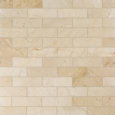 Crema Marfil Honed Marble Tile