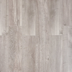 Lumber Gray Wood Plank Porcelain Tile
