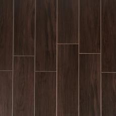Stockbridge Espresso Wood Plank Porcelain Tile