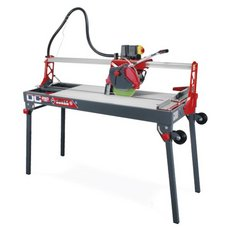 Rubi DC-250 1200 Rail Tile Wet Saw