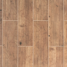 Brunswick Oak Wood Plank Ceramic Tile