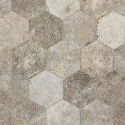 New York Soho Hexagon Porcelain Tile