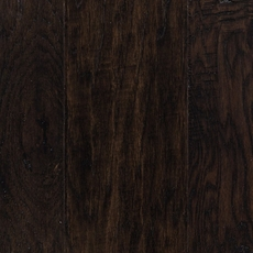 Cocoa Hickory Hand Scraped Locking Engineered Hardwood