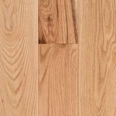 Natural Oak Hand Scraped Solid Hardwood