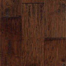 Rawhide Hickory Hand Scraped Engineered Hardwood