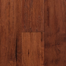 Chestnut Hickory Hand Scraped Engineered Hardwood