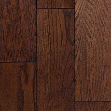 Aurora Oak Wire Brushed Solid Hardwood