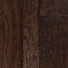 Boardwalk Hickory Hand Scraped Locking Engineered Hardwood