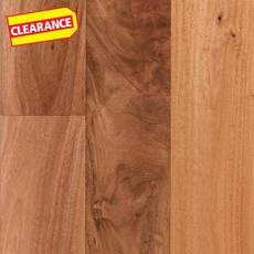 Clearance! Natural Brazilian Amendoim Smooth Engineered Hardwood