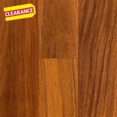 Clearance! Brazilian Teak Smooth Engineered Hardwood