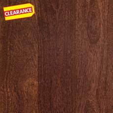 Clearance! Brazilian Chestnut Smooth Engineered Hardwood