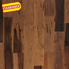 Clearance! Brazilian Pecan Coco Smooth Engineered Hardwood