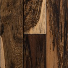 Natural Brazilian Pecan French Bleed Hand Scraped Engineered Hardwood