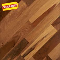 Clearance! Brazilian Pecan Natural Smooth Engineered Hardwood