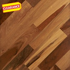 Clearance! Brazilian Pecan Natural Smooth Engineered Hardwood