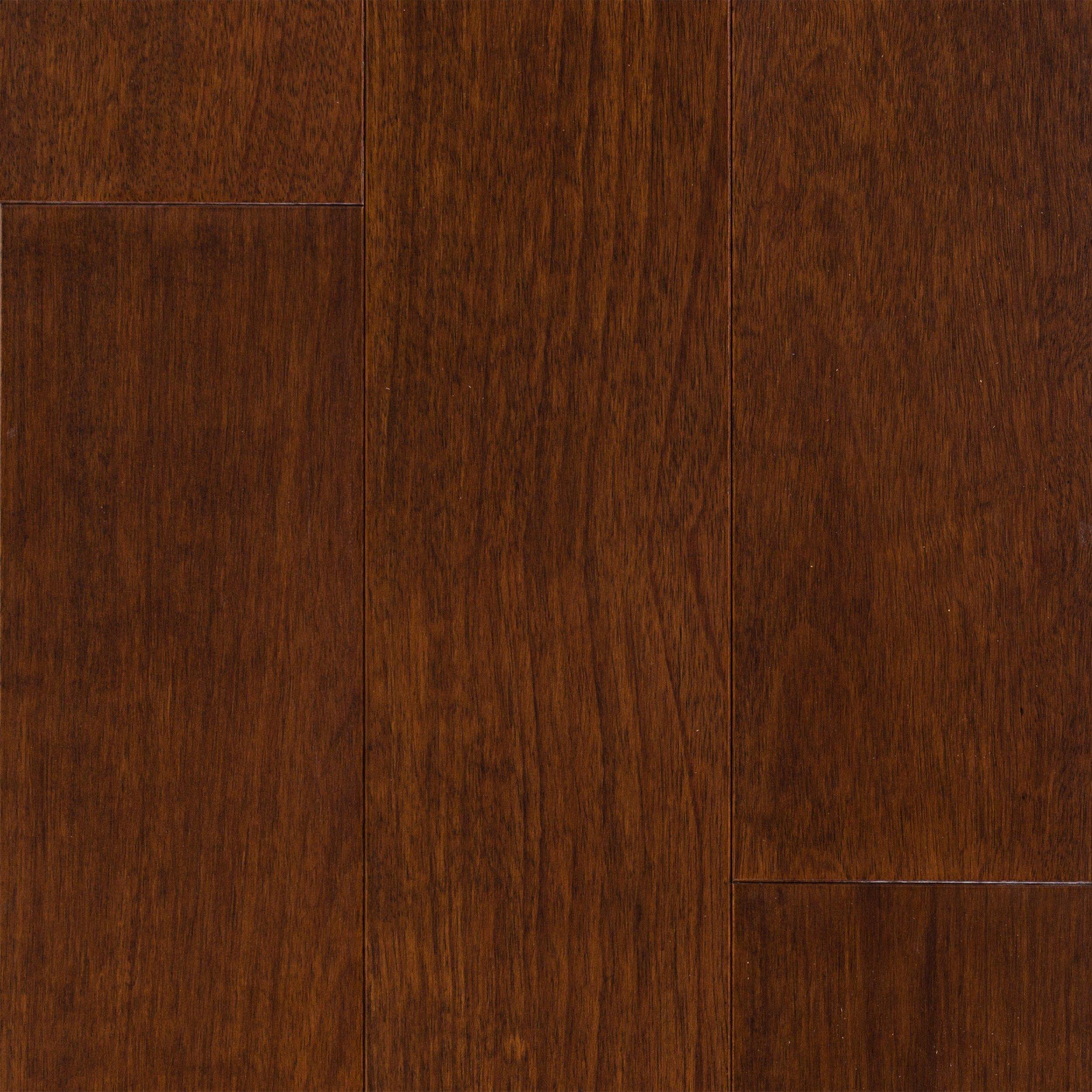 Solid Brazilian Walnut Hardwood Flooring: Natural Brazilian Chestnut Smooth Solid Hardwood