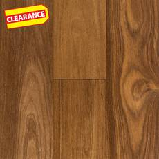 Clearance! Natural Brazilian Chestnut Smooth Solid Hardwood