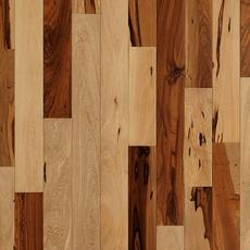 Natural Brazilian Pecan Smooth Solid Hardwood