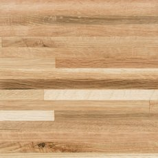 Fumed Oak Butcher Block Countertop 12ft 144in X 25in