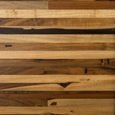 Brazilian Tigerwood Butcher Block Countertop 12ft 144in