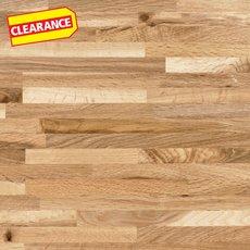 Clearance! Brazilian Oak Butcher Block Countertop 8ft.