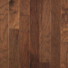 Rye Hickory Smooth Locking Engineered Hardwood