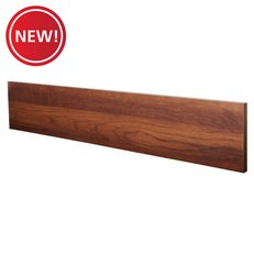 New! Color 29053TW Spanish Walnut Stair Riser - 42 in.