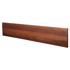 Color 29053TW Spanish Walnut Stair Riser - 42 in.