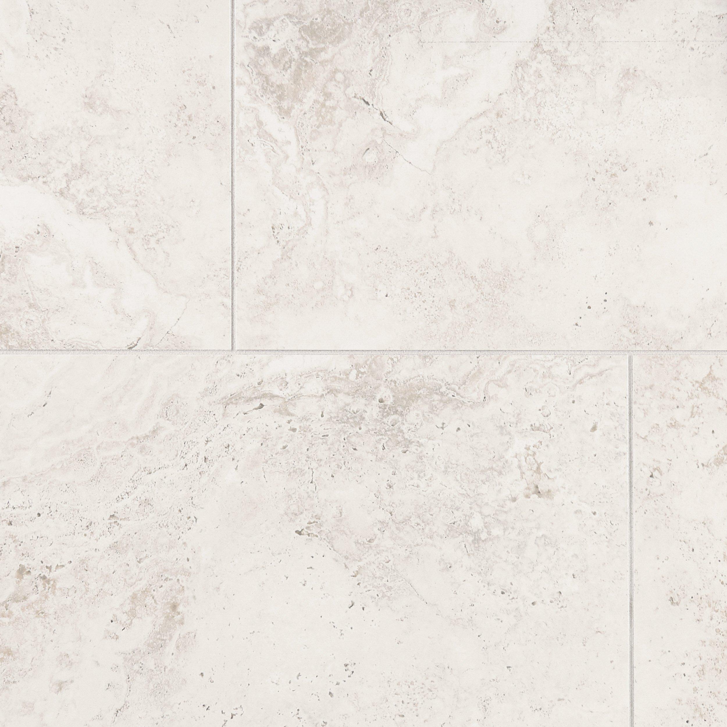 Tile bathroom floor decor tarsus matte almond porcelain tile dailygadgetfo Gallery