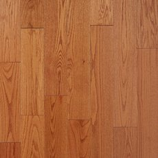 Gunstock Select Oak Smooth Solid Hardwood