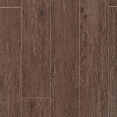 Maduro Dark Wood Plank Ceramic Tile