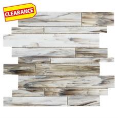 Clearance! New Art Twilight Stick Glass Mosaic