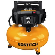 Bostitch 6 Gallon Oil-Free Pancake Compressor