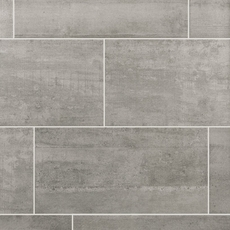 Concrete Gray Ceramic Tile