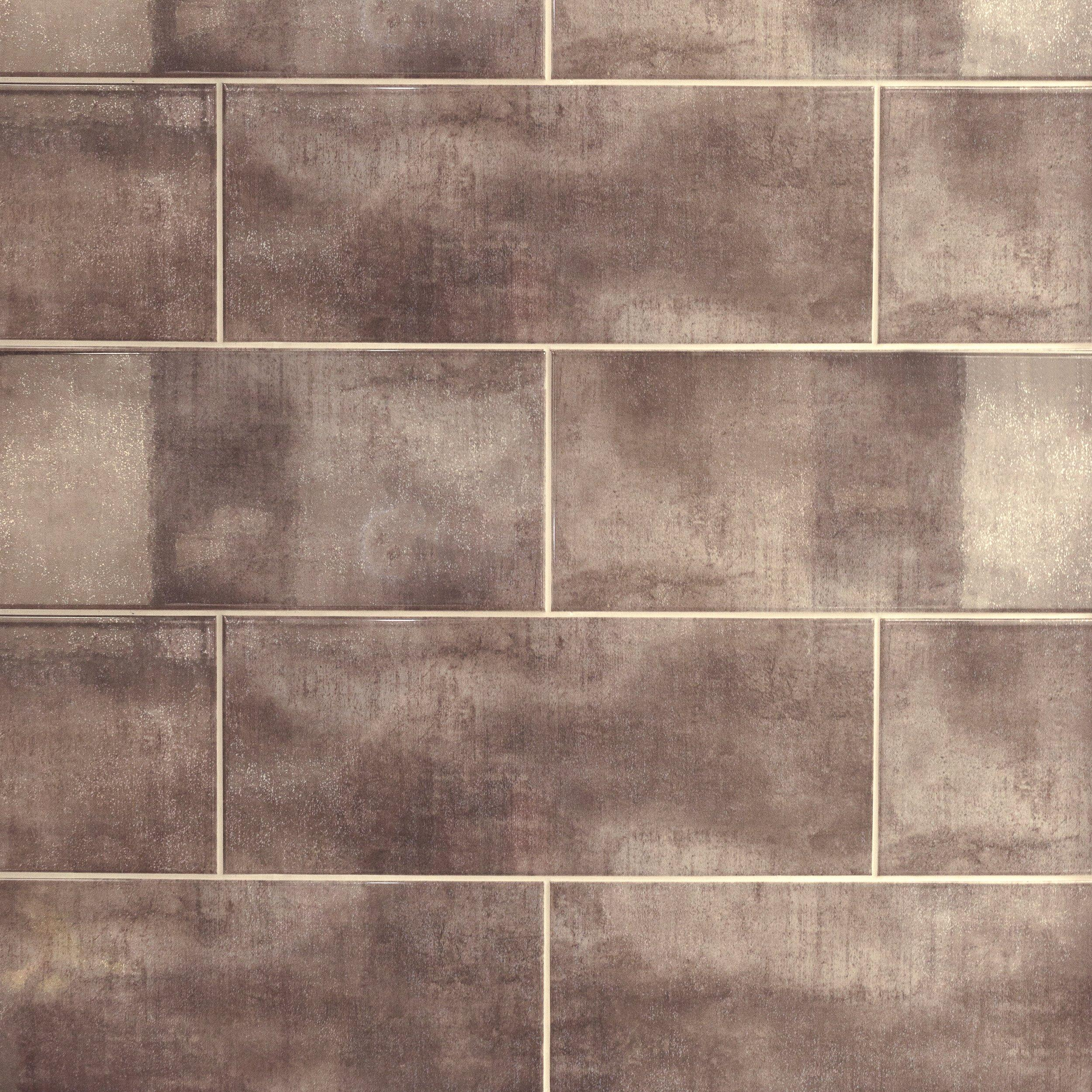 Pewter gray ceramic tile 8 x 20 100138189 floor and decor dailygadgetfo Image collections