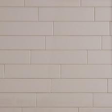 Metro Gray Glossy Ceramic Tile