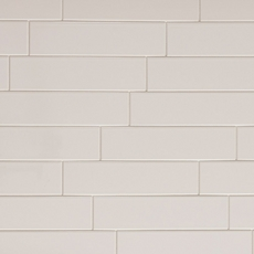 Metro White Glossy Ceramic Wall Tile