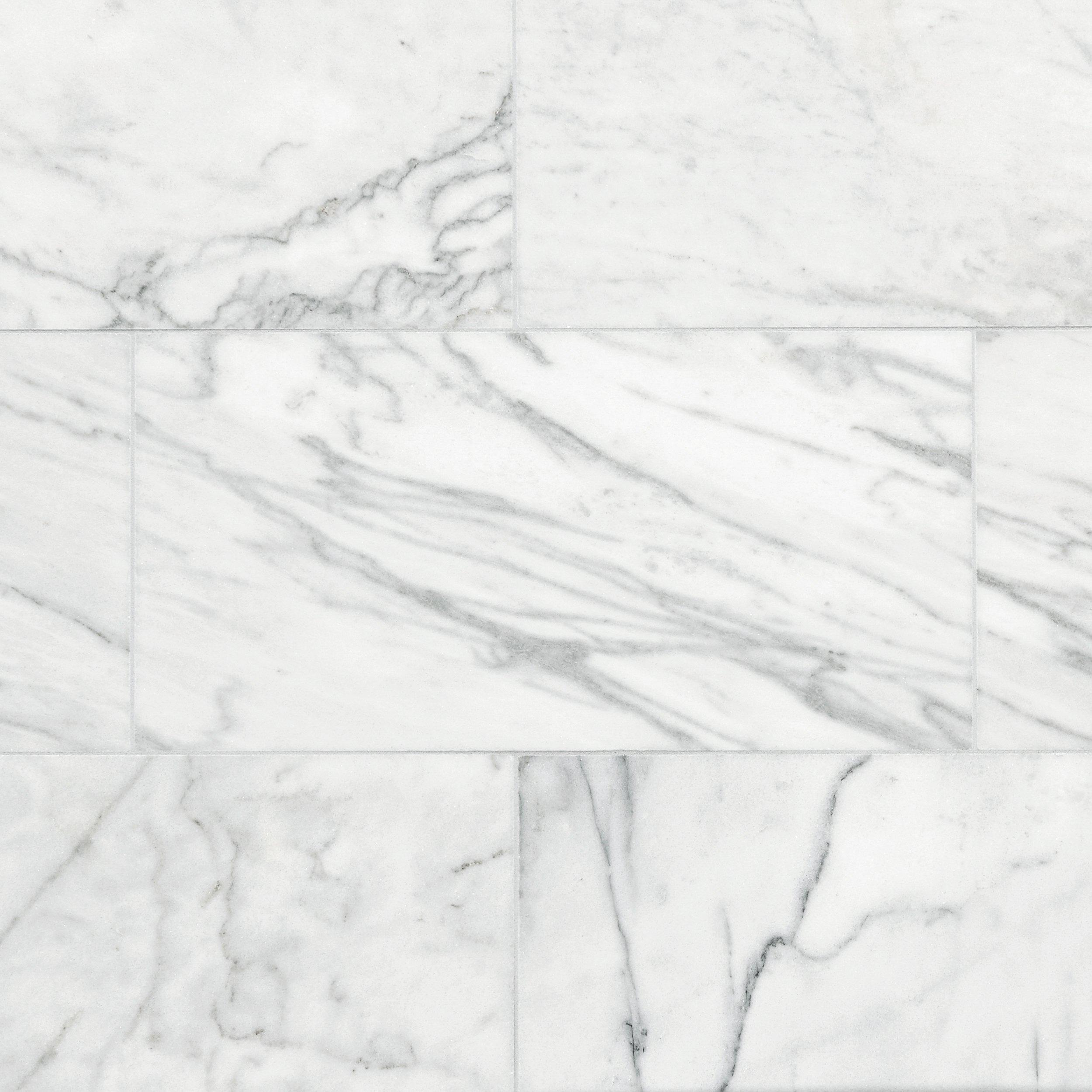 Superior Ocean White Marble Tile Design