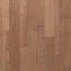 White Oak Wire Brushed Engineered Hardwood
