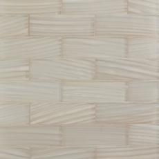 Artistry Cream Brick Glass Mosaic