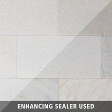 White Quartzite Tile